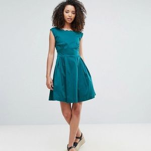 Louche Julita Scallop Dress